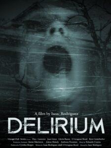 "Poster for the movie ""Delirium"""